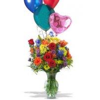 Balloons & Flowers, Israel