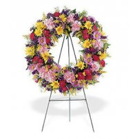 Sympathy Peace Wreath, Israel